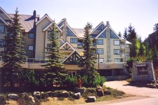 Wildwood Lodge on Spearhead Drive, near Upper Village on Blackcomb